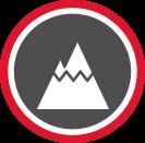 icon montagne